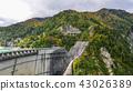Kurobe Dam in Toyama, Japan 43026389
