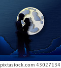lovers in the moonlight 43027134