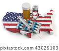 Health, healthcare, medicine and pharmacy in USA  43029103