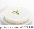 冷凍芝士蛋糕 奶酪蛋糕 蛋糕 43029486