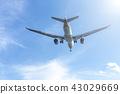 飛機 客用飛機 航班 43029669