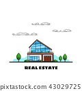 Family house landscape 43029725