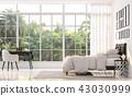 bedroom room interior 43030999
