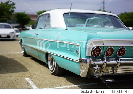 雪佛蘭Impala第三代1964年60年代華麗美國電影符號全尺寸汽車大型車美國品味 43031445