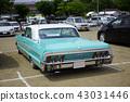 雪佛蘭Impala第三代1964年60年代華麗美國電影符號全尺寸汽車大型車美國品味 43031446