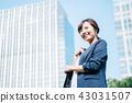 재킷 스타일의 여성 빌딩 43031507