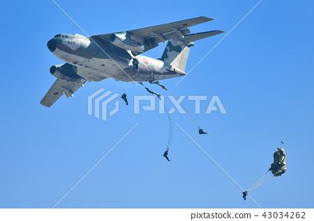 空中自衛隊C-1運輸機 43034262