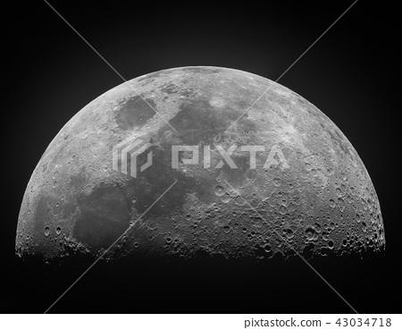 第一季度的月亮 43034718