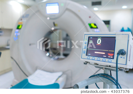 sophisticated of MRI Scanner medical in hospital 43037376