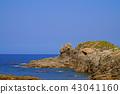 【เกาะแมวบนชายฝั่งโอบามา】เมืองโทดะเมืองมาดะดะจังหวัดชิมาเนะ 43041160