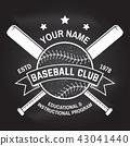 bat, baseball, ball 43041440