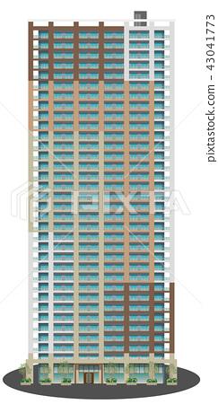 塔樓 43041773