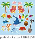 冲绳旅游特产材料插图 43041850