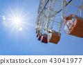 태양과 대 관람차 43041977