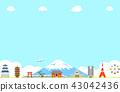 日本風景 43042436