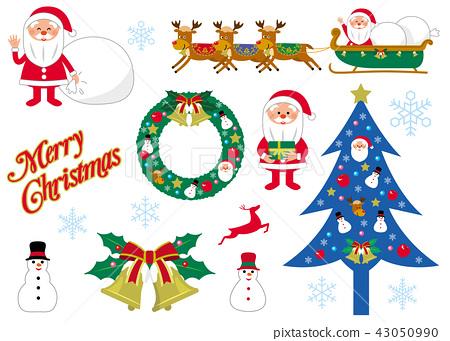 크리스마스, 성탄절, 산타클로스 43050990