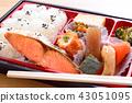 맛있는 燒鮭의 막중 도시락 43051095