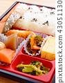맛있는 燒鮭의 막중 도시락 43051130