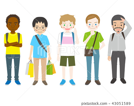 外國遊客 43051589