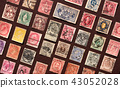 邮票 信件 信 43052028