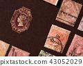邮戳 邮票 旧 43052029