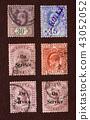 邮戳 邮票 旧 43052052