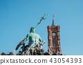 Berlin landmarks  43054393