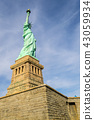 Statue of Liberty in NYC 43059934