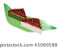 紅豆醬 和果子 日本糖果 43060588