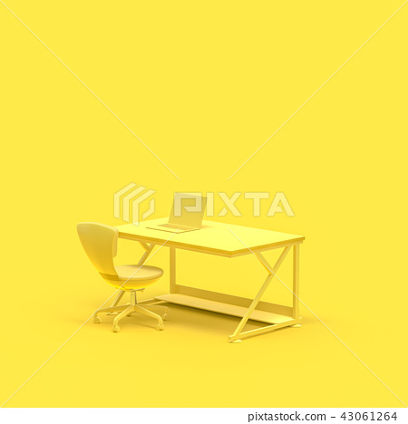 Minimal concept, Work desk 43061264