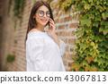 เชิ้ตผู้หญิง,เสื้อผู้หญิง,เสื้อครึ่งตัวของสตรี 43067813