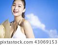 泳裝女性肖像 43069153