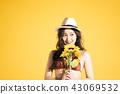 泳装女性肖像 43069532