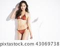 泳裝女性肖像 43069738