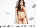 泳裝女性肖像 43069872