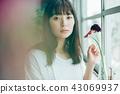 花生活女性肖像 43069937