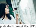 花生活女性肖像 43070095