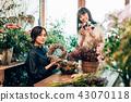 花店的女性教室 43070118