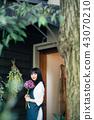 花店的一名妇女 43070210