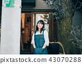 花店的一名妇女 43070288