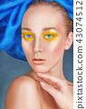 makeup, woman, eyes 43074512