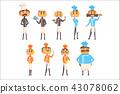 chef cook uniform 43078062