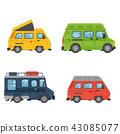 露营者 汽车 车 43085077