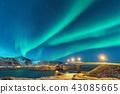aurora, northern, lights 43085665