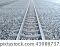 railroad, railway, rail 43086737