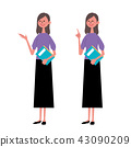數字動畫 醫療插圖 動畫的 43090209