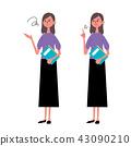 數字動畫 醫療插圖 動畫的 43090210