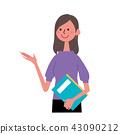 數字動畫 醫療插圖 動畫的 43090212