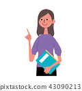 數字動畫 醫療插圖 動畫的 43090213