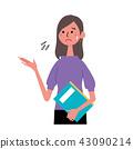 數字動畫 醫療插圖 動畫的 43090214